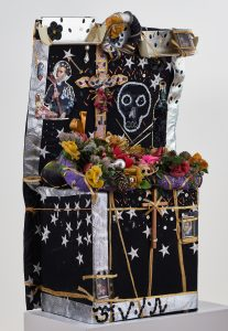 Gede Altar, mixed media, WCA Collection